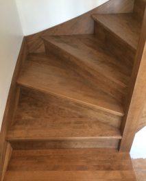 escalier exemple